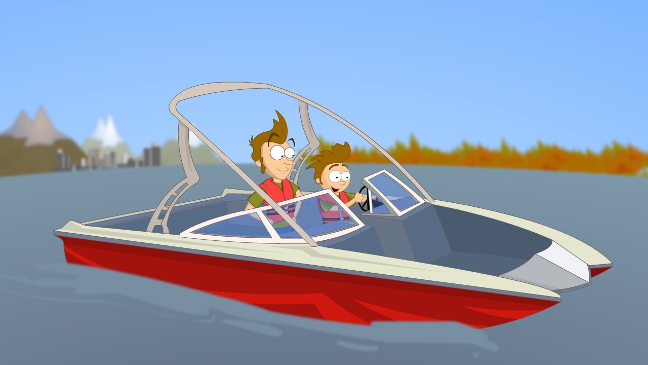 minimum age to drive a motor boat