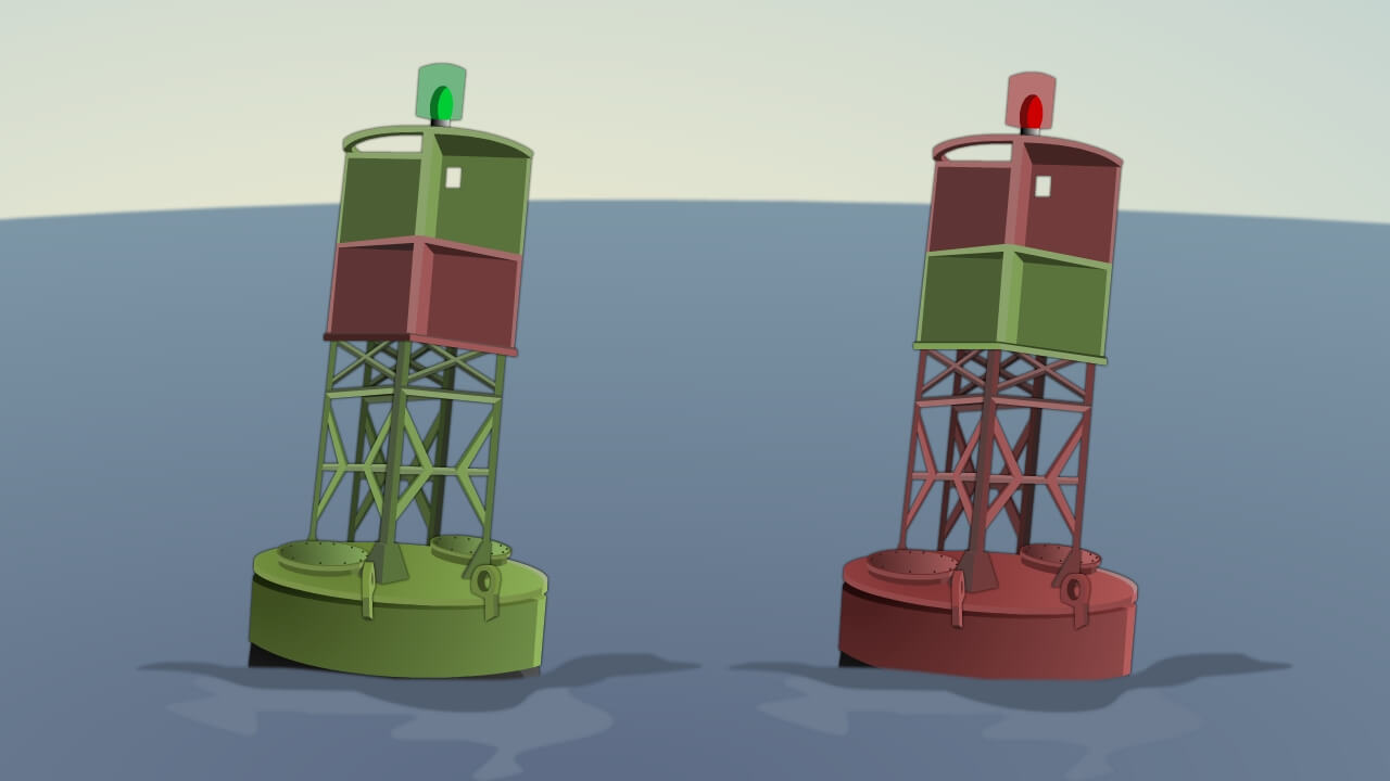 Junction buoys