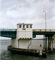 Bridge tender's office