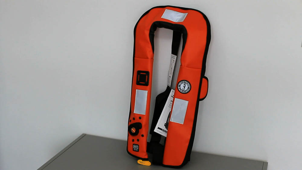 Inflatable PFD