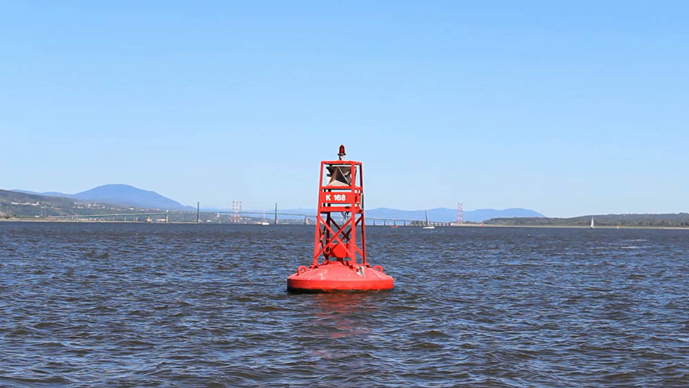 Starboard hand buoy / Starboard lateral buoy / Starboard buoy