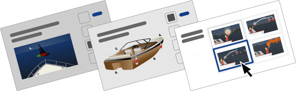 Test your knowledge to get the boating license