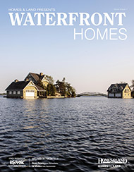 Homes & Land - Waterfront Homes